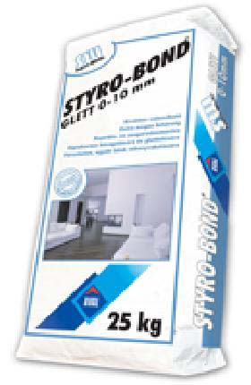 STYRO-BOND SW GLETT 0-10 MM